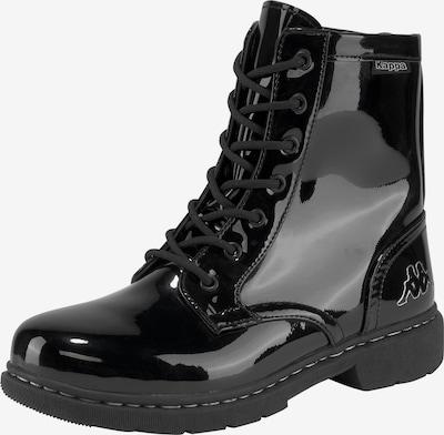 KAPPA Schnürboots in schwarz, Produktansicht
