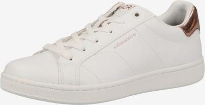 BJÖRN BORG Sneaker in rosegold / weiß, Produktansicht