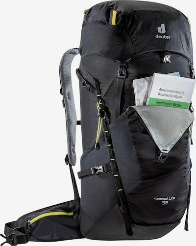 DEUTER Rucksack 'Speed Lite 32' in schwarz, Produktansicht