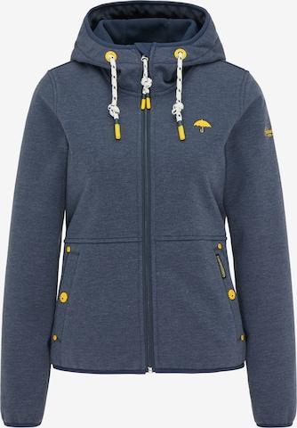 Schmuddelwedda Toiminnallinen takki värissä sininen