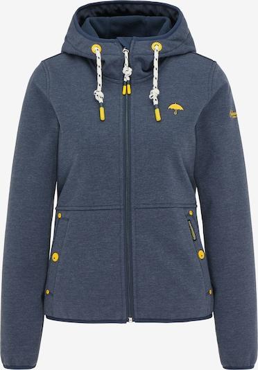Schmuddelwedda Functionele jas in de kleur Duifblauw, Productweergave