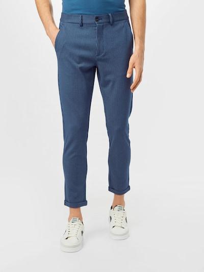 Lindbergh Hose in blau / dunkelblau, Modelansicht