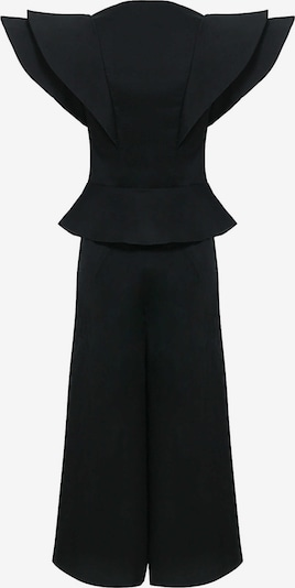 MONOSUIT Jumpsuit 'AMELI' in Black: Frontal view