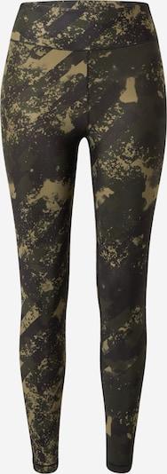 Pantaloni sport Casall pe kaki / verde închis, Vizualizare produs