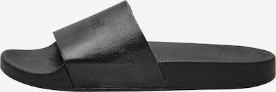 hummel hive Pantolette in schwarz, Produktansicht