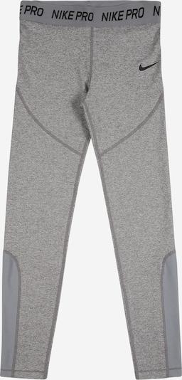 NIKE Sportovní kalhoty - šedý melír, Produkt