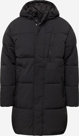 TOM TAILOR DENIM Winter Coat in Black, Item view