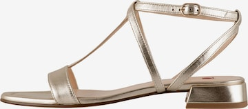 Högl Sandale in Silber