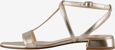 Högl Sandale in platin, Produktansicht