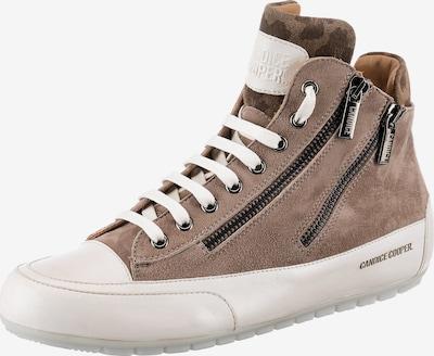 Candice Cooper Sneaker 'Lucia Zip' in beige / taupe, Produktansicht
