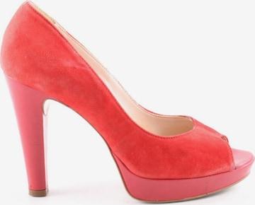 Mai Piu Senza High Heels & Pumps in 40 in Red