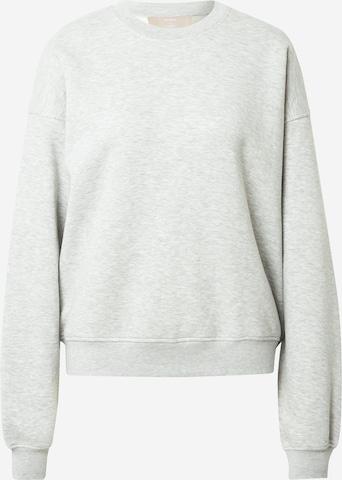 Sweat-shirt 'Ava' LENI KLUM x ABOUT YOU en gris