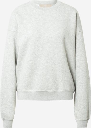 LENI KLUM x ABOUT YOU Sweat-shirt 'Ava' en gris foncé, Vue avec produit