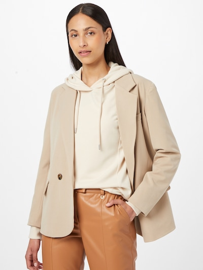 ONLY Blazer in beige, Modelansicht