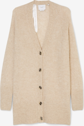 Marc O'Polo Pure Cardigan in beige, Produktansicht