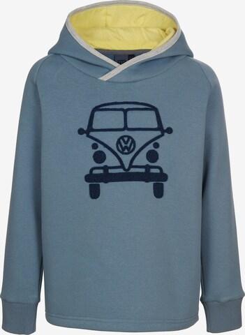 ELKLINE Sweatshirt 'Fablab' in Blau