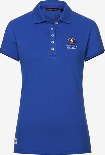CODE-ZERO Poloshirt St Jean Polo in blau / azur / himmelblau, Produktansicht