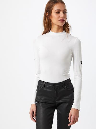 GUESS Bodi majica u bijela, Prikaz modela