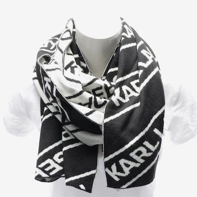 Karl Lagerfeld Schal in One Size in schwarz, Produktansicht