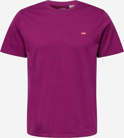 LEVI'S Tričko - tmavofialová / červená / biela, Produkt