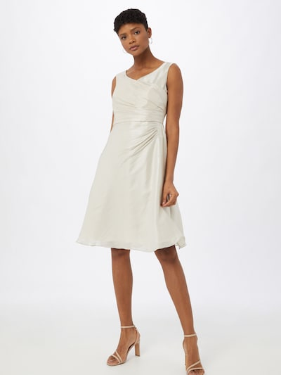 Vera Mont Cocktailkleid in beige / creme, Modelansicht