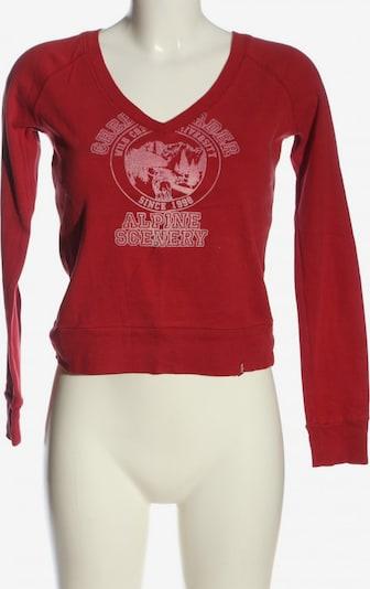 EDC BY ESPRIT Sweatshirt in S in pink / rot, Produktansicht