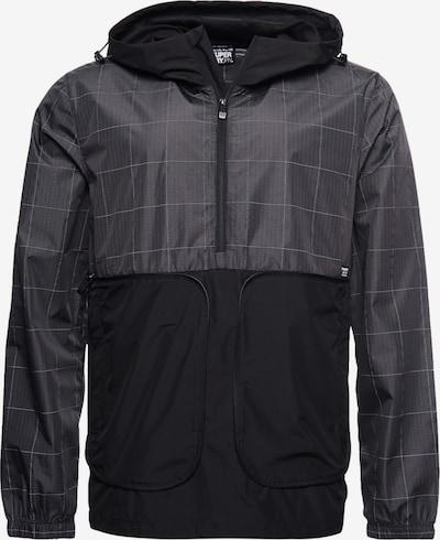 Superdry Functionele jas in de kleur Zwart, Productweergave