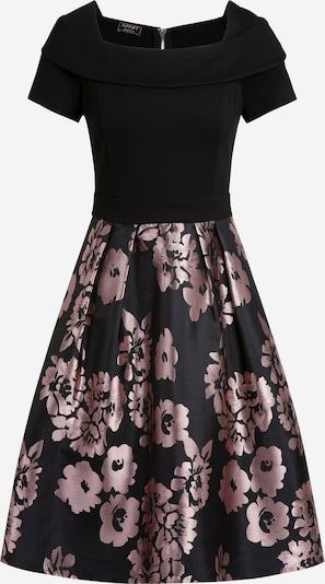 APART Kleid in lila / schwarz, Produktansicht