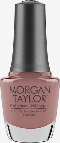 Morgan Taylor Nail Polish 'Gold & Brown Collection ' in Brown