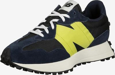 new balance Sneaker in navy / zitrone / schwarz, Produktansicht