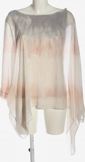 CONLEYS BLUE Schlupf-Bluse in M in creme / nude / hellgrau, Produktansicht