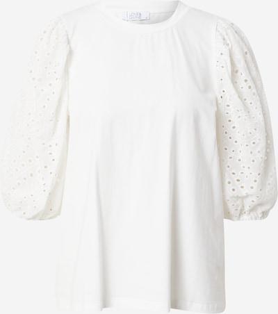 Love & Divine Bluse 'Love646' in weiß, Produktansicht