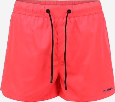DIESEL Plavecké šortky 'SANDY' - neónovo červená, Produkt