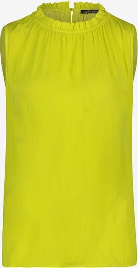 Betty Barclay Blouse in de kleur Geel, Productweergave