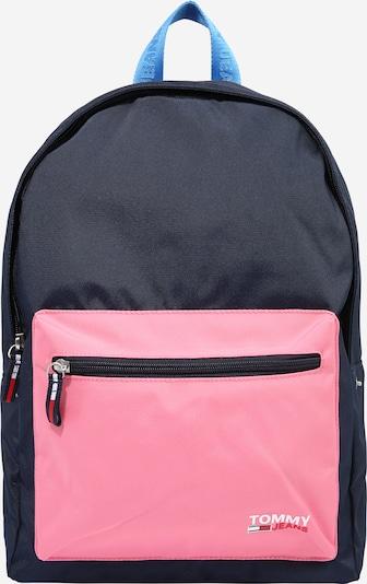 Tommy Jeans Rucksack 'CAMPUS' in dunkelblau / pink, Produktansicht
