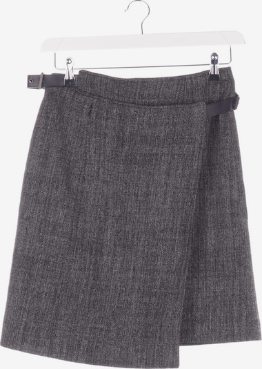BURBERRY Skirt in XS in Anthracite, Item view