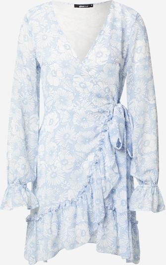 Gina Tricot Kleid 'Julianna' in hellblau / weiß, Produktansicht