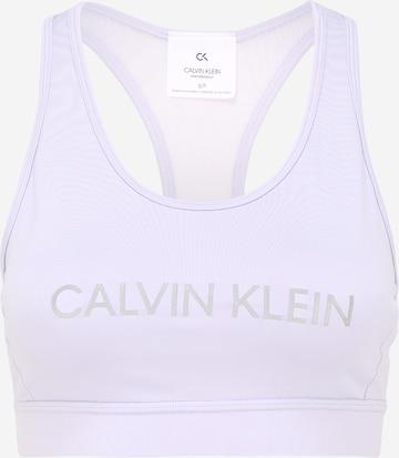Calvin Klein Performance Sports-BH i lilla