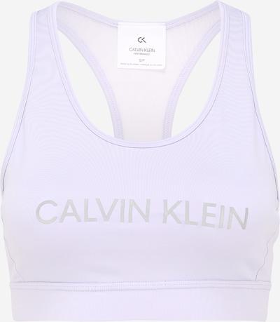 pasztellila / ezüst Calvin Klein Performance Sportmelltartók, Termék nézet
