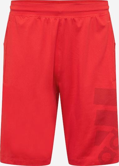 ADIDAS PERFORMANCE Pantalón deportivo en rojo claro / negro, Vista del producto