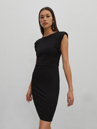 EDITED Kleid 'Joelle' in schwarz, Modelansicht