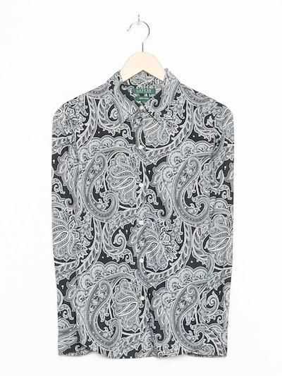 RALPH LAUREN Bluse in L-XL in schwarz, Produktansicht