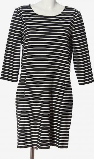 WE Langarmkleid in XL in schwarz / weiß, Produktansicht