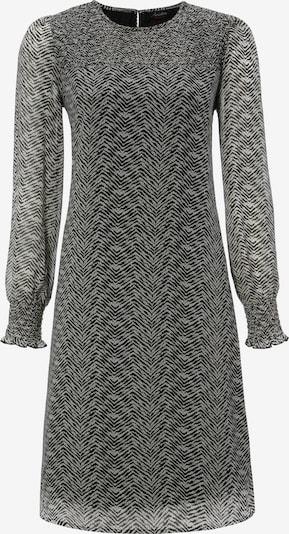 Aniston CASUAL Kleid in schwarz / weiß, Produktansicht