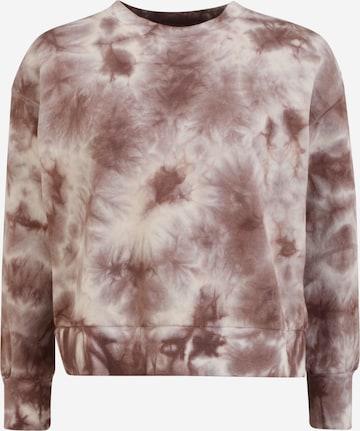 Pieces Petite Sweatshirt 'CHILLI' in Pink