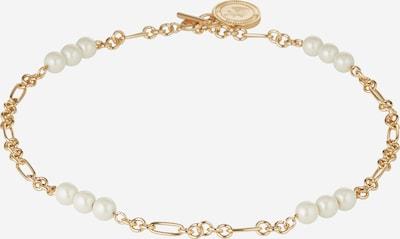 Lauren Ralph Lauren Bracelet en or / blanc, Vue avec produit