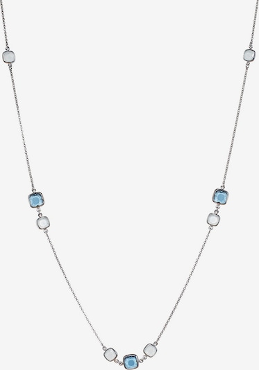 Zoccai Kette in blau / silber, Produktansicht