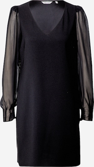 Rochie de cocktail NAF NAF pe negru, Vizualizare produs