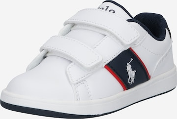 Polo Ralph Lauren Sneaker 'Oakview II' in Weiß