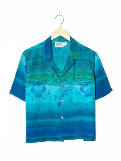 Chico'S Bluse in XL in blau, Produktansicht